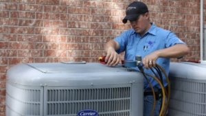 Carrier Air Conditioning System repair & maintenance service near Bastrop TX